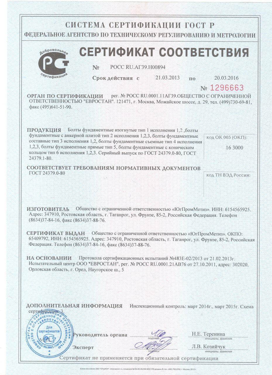 Tech-krep | сертификаты, декларации, протоколы испытаний.